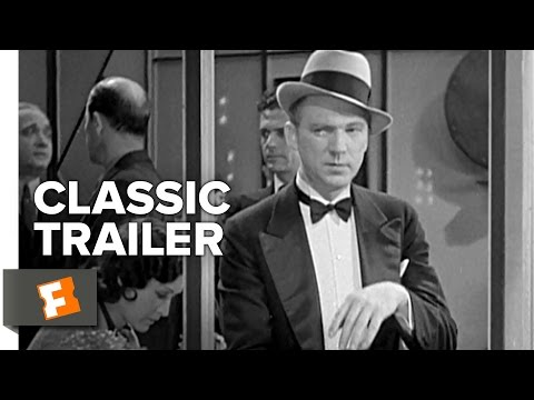 Blessed Event (1932) Official Trailer - Lee Tracy, Mary Brian Movie HD
