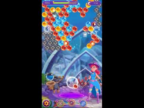 Bubble Witch Saga 3 Level 386 - NO BOOSTERS 🐈