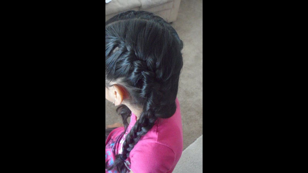 TRENZA FRANCESA/FRENCH BRAID