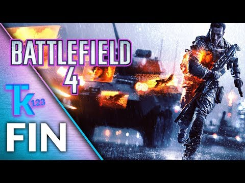 Battlefield 4 - Final - Suez (IRISH) - Español (1080p)