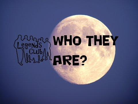 Who They Are - Legends Club