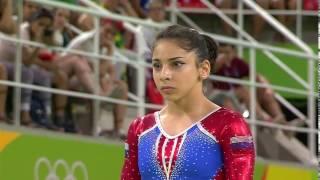 Seda Tutkhalyan 2016 Olympics QF VT