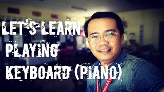 Nohing's gonna change my love for you ( practiced playing piano)