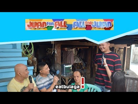 Juan For All, All For Juan Sugod Bahay | April 17, 2018