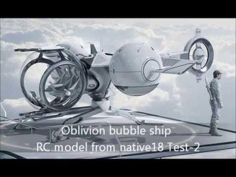 Oblivion bubble ship Test-2