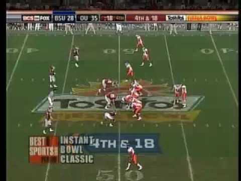 2007 Fiesta Bowl Highlights(Oklahoma Sooners vs. Boise State Broncos)
