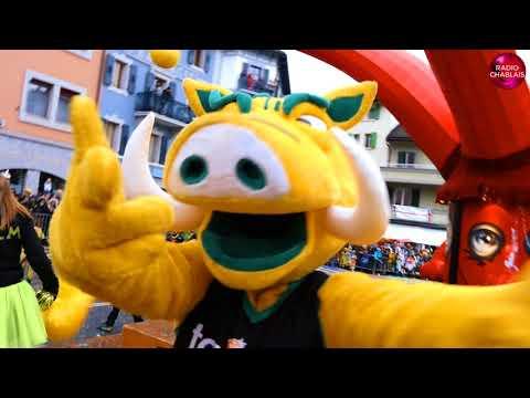 Cortège du Carnaval de Monthey