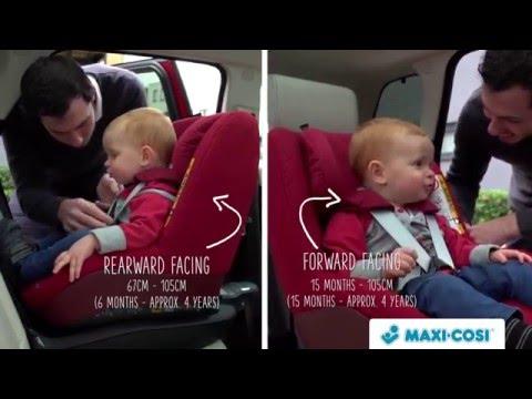 Maxi Cosi 2WayPearl Car Seat