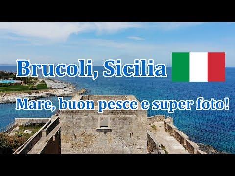 Brucoli, Sicilia, Panorama Mozzafiato E Non Solo!