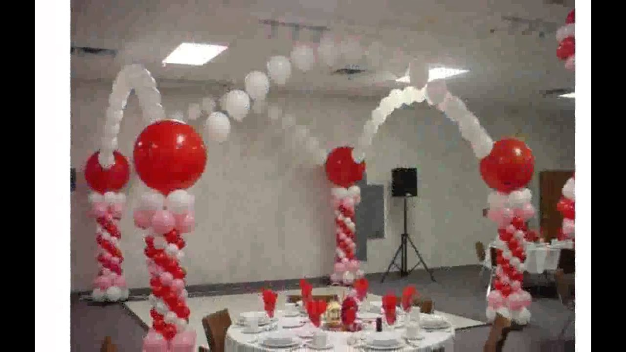 Balloon Decoration in Mumbai YouTube