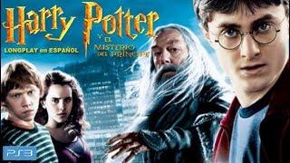 Harry Potter Y El Misterio Del Príncipe Juego Completo De La Pelicula En Español Longplay Ps3 Youtube