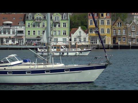 Talking Europe - The Europe Report: Sink or swim? Danes eye rising sea levels