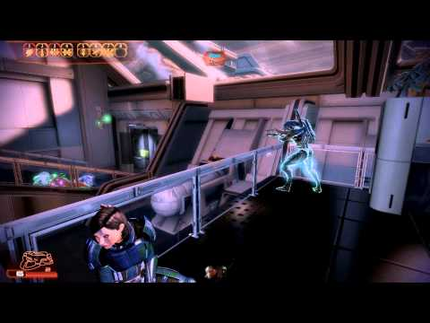 Let's Play! Mass Effect 2 (115): Rogue VI and The Geth