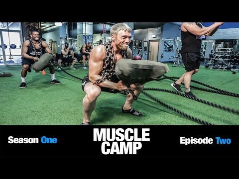 Muscle Camp TV Ep.2: Extreme 5min HIIT Workout for Fat Loss
