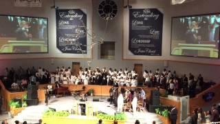 Pastor Jamal Bryant - War Cry at Azusa 2015