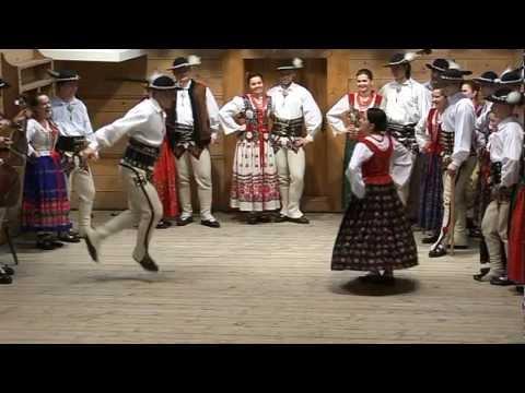 Karnawał Góralski 2012   Zespół Skalni - Pary Taneczne