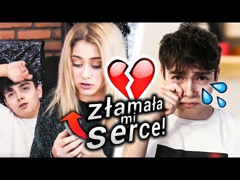 DZIEWCZYNA ZŁAMAŁA MI SERCE 💔 | FANMAIL z JDabrowsky i Sylwia Przybysz