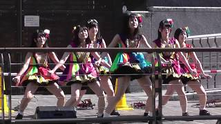 仮面女子、スチームガールズ (その1) アリスプロジェクト in とんぼ...