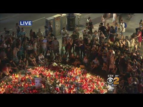 California Man Among Barcelona Terror Attack Victims