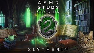 Baixar Slytherin 🐍 Study Session 📚 ASMR Hogwarts ⚡ Harry Potter Inspired Ambience 🍏📗 Soundscape