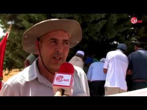 IFRANE morocco صرخة قبيلة ايت طالب سعيد