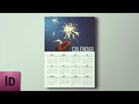 How To Create Calendar