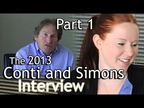 The 2013 Conti and Simons Interview - Part 1 (JW.org)