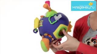 Развивающий мяч Tiny Love(Представляем вам Tiny Love - израильский бренд развивающих игрушек для самых маленьких - от рождения до 3х лет...., 2013-05-20T11:15:26.000Z)