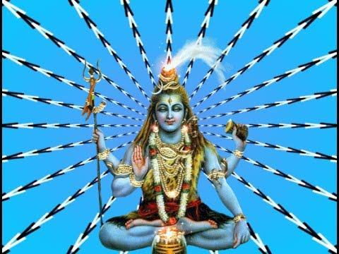 Blessed With Lord Shiva Good Morning Wishes With God Shiva