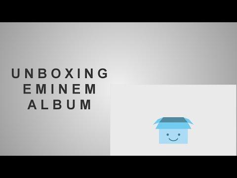 ♦ Unboxing Eminem's The Eminem Show