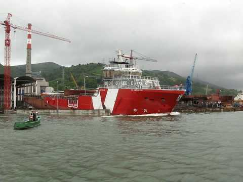 Botadura Standby Safety Vessel