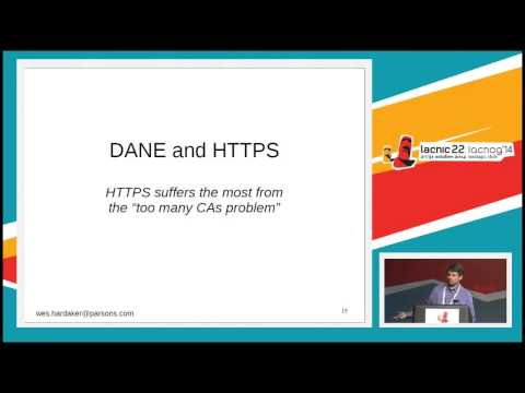 Tutorial on DANE and DNSSEC