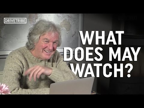 James May Shows Us What He's Been Watching On YouTube Recently