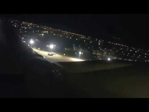 China Airlines FULL POWER take off B777-300ER Taipei Airport (RCTP)