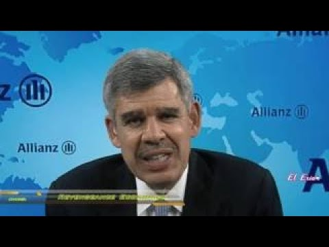 [ El Erian ] 24 July 2017 Economy is capable of growing a lot more than 2 percent per year