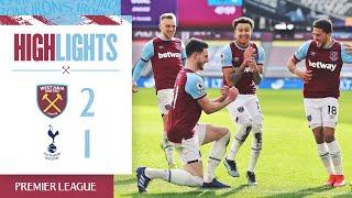 Goals West Ham United 2 1 Tottenham Hotspur MP3