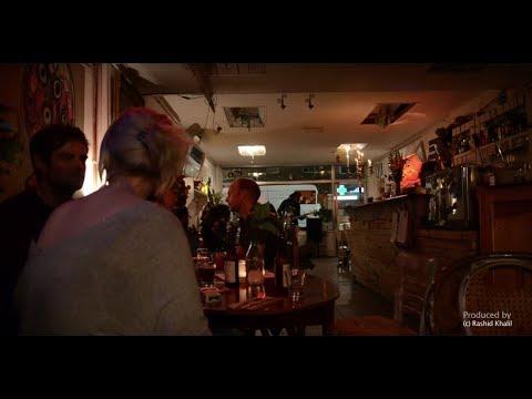Muxima Cafe Roman Road London E3