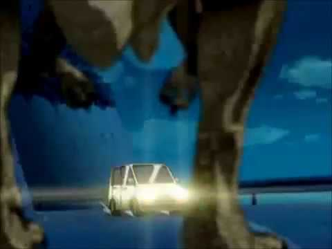 Acrocanthosaurus ~ Dead Inside (Skillet) AMV