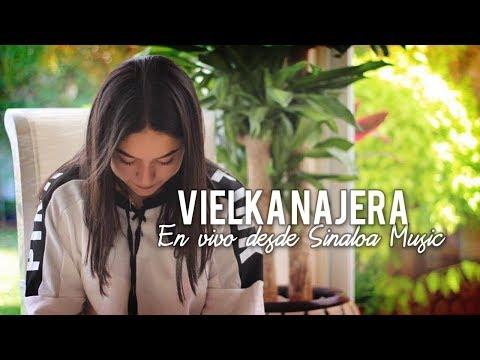 Vielka Nájera en vivo en Sinaloa Music