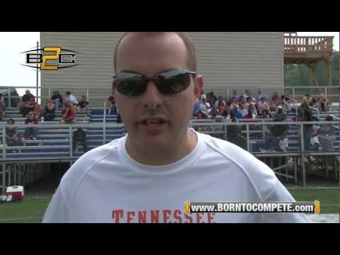Tennessee vs Kentucky Future Stars Tryouts - Knoxville 2012