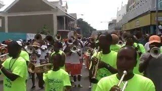 One Family Labour Day Fanfare 2015