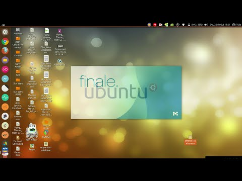 Finale no Linux