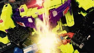 Transformers Generations 2015 Combiner Wars Devastator 变形金刚 IDW系列 合体战争 大力神