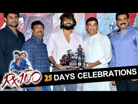 RX 100 25 Days Celebrations