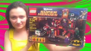 Download lagu LEGO 6857 The Dynamic Duo Funhouse Escape LEGO Batman DC Super Heroes Review - BrickQueen