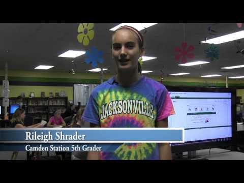 Camden Library Technology