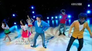 Dream High 2 ep 11 B Life We are the B Kang Sora, JR, Jinwoon, Yeon, Ji Soo