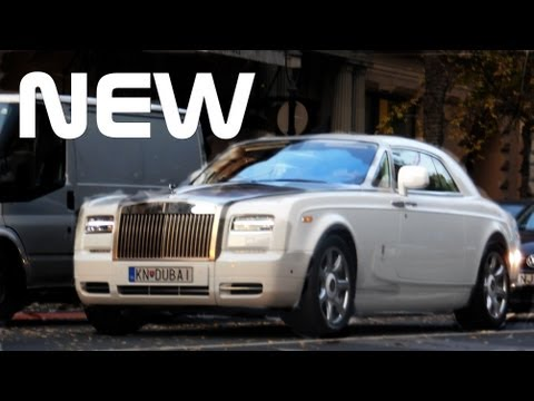 NEW 2013 Rolls Royce Phantom II Coupe