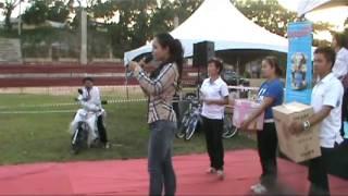 AMPAL CRACKING JOKES - LUCKY DRAW AT TUARAN KDM MALAYSIA IDOL