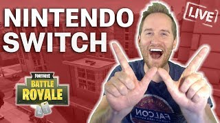 Getting More Wins in FORTNITE on Nintendo Switch!